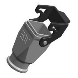 Mete Enerji - Mete Enerji 10a Çoklu Plastik Uzatma Priz Gövde (Rakorsuz)/ 29079