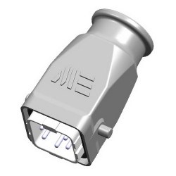 Mete Enerji - Mete Enerji 5x10a Çoklu Uzatma Fişi - Aluminyum 5 Kontaklı / 403017