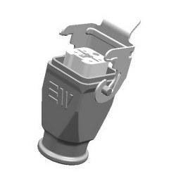 Mete Enerji - Mete Enerji 5x10a Çoklu Uzatma Prizi Metal Mandallı / Aluminyum Kontaklı/ 403015s