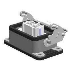 Mete Enerji - Mete Enerji 6x16a Çoklu Makine Prizi Metal Mandallı/ 403090s