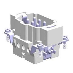 Mete Enerji - Mete Enerji 6x16a Fiş Çekirdek Montajlı (Vidalı Bağlantı)/ 29121