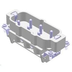 Mete Enerji - Mete Enerji 6x35a Çoklu Fiş Çekirdek Montajlı (1-6)/ 29125