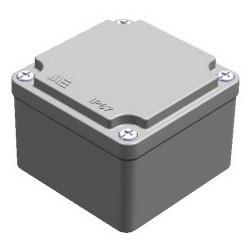 Mete Enerji - Mete Enerji 80x80x60 Alüminyum Buat/ 402504