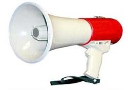 Westa - Mikrofonlu Megafon