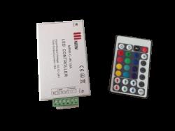 Mervesan - Mervesan/216 Watt Ir Rgb Kontroller /Mrw-C-Ir-18a