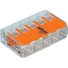 Wago-5-li Kompakt Klemens-999 094 300415