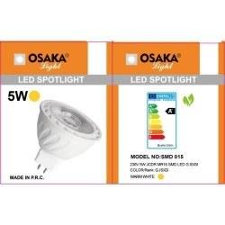 Osaka - Osaka / 230v 5w jcdr mr16 smd led g.ısıgı / smd 015