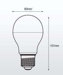 Osram Led Ampül 9.5w - E27 Duy / 4052899326873 - Thumbnail