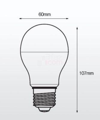 Osram Led Ampül 9.5w - E27 Duy / 4052899326873