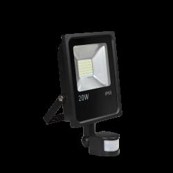 Pelsan - Pelsan / 20w Sensörlü Led Projektör 6500k / 5617 1621
