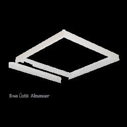 Pelsan - Pelsan / 60x60 Led Panel Sıva Üstü Aparatı /4201 085