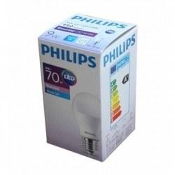 Philips 9w Led Ampül Beyaz Renk- E27 (Standart) Duylu - Thumbnail