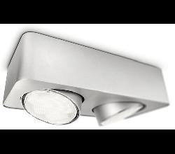 Philips - Philips / Confident Spot Alüminyum 2x9W / 579524816
