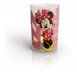 Philips - PHILIPS/ Disney Candles Minnie Mouse 1 Set Masa Lambası 4x0,06 W 717113116