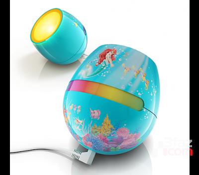 PHILIPS/ Disney Micro Ariel LED Masa Lambası 1X4,7W / 717042516