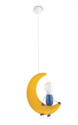 Philips - Philips / Lunardo Pendant Yellow 1X14W / 400923416