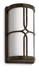 - Philips / Nectar Wall Lantern Blackbrush 1X20W 230 / 172494216