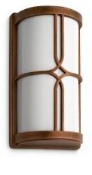 Philips - Philips / Nectar Wall Lantern Bronze 1X20W 230V / 172490616