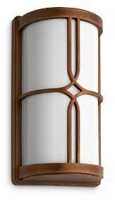 Philips / Nectar Wall Lantern Bronze 1X20W 230V / 172490616