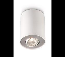 Philips - PHILIPS/ Pillar Spot Beyaz 1X50W / 563303116