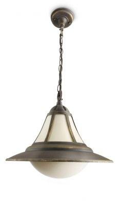Philips Provence Lantern Pendant Blackbrush 1X60W 152164216