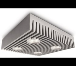Philips - Phılıps Row Armatür Led Gri 4X7.5W Selv