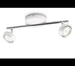 Philips - PHILIPS/ Sepia Spot LED Beyaz 2X4,5W / 571723116