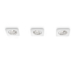 Philips - PHILIPS/ Smartspot Gömme Spot Beyaz 3X35W/ 667213116