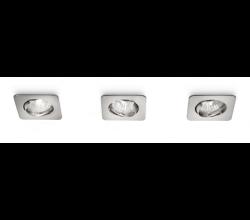 Philips - PHILIPS/ Smartspot Gömme Spot Krom 3X35W / 667211716