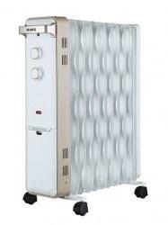 Raks - Raks Bergama Elektrikli Yağlı Radyatör 2500w