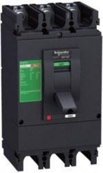 Schneider Electric - Schneider / 3 Kutuplu 600A 50kA 220V Kompakt Şalter / EZC630H3600N
