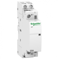 Schneider (AG) - Schneider (AG) / 25A 1NA 1 Kutup Kontaktor 230-240 VAC / A9C20731