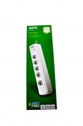 Schneider Electric - Schneider / APC 5'li Akım Korumalı Grup Priz / PM5-GR