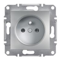 Schneider Electric - Schneider Asfora Alüminyum Ups Topraklı Priz / Eph2900161