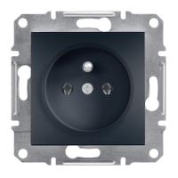 Schneider Electric - Schneider Asfora Antrasit Ups Topraklı Priz / Eph2800171