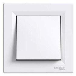 Schneider Electric - Schneider / Asfora Beyaz Light Anahtar / EPH0700121