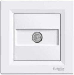 Schneider Electric - Schneider / Asfora Beyaz Sat Prizi 1dB Sonlu / EPH3700121
