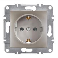 Schneider Electric - Schneider Asfora Bronz Topraklı Priz / Eph2900169