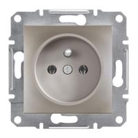 Schneider Electric - Schneider Asfora Bronz Ups Topraklı Priz / Eph2900169