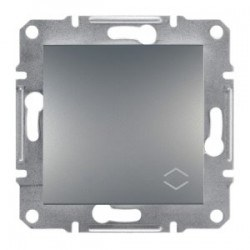 Schneider Electric - Schneider Asfora Çelik 1 Kutuplu Anahtar / Eph0400162