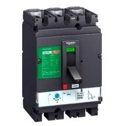 Schneider Electric - Schneider / CVS160B 3 Kutuplu 125A 25kA 220V Kompakt Şalter / LV516302