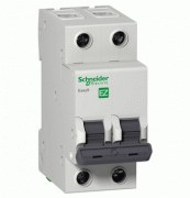Schneider Electric - Schneider/Easy9 2 Kutuplu 16a C Tipi 3ka 230v W Otomat Sigorta/Ez9f43216