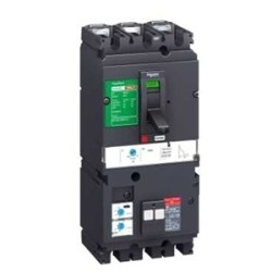 Schneider Electric - Schneider- Lv432455 3 Kutuplu Kompakt Şalter Devre Kesici Cvs 400/630 Mb Tipi/Lv432455