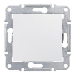 Schneider Electric - Schneider / Sedna Beyaz Çift Kutuplu Anahtar / SDN0200121