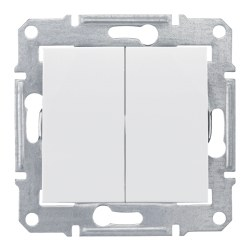 Schneider Electric - Schneider / Sedna Beyaz Komütatör / SDN0300121