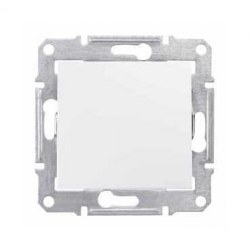 Schneider Electric - Schneider / Sedna Beyaz Light Anahtar / SDN0700121