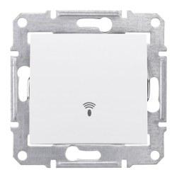 Schneider Electric - Schneider / Sedna Beyaz Zil İşaretli Light Anahtar / SDN0800121