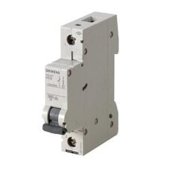 Siemens - Siemens-10a; 1 Fazlı; 5sl Classic Anahtarlı Otomatik Sigorta; 6ka; B Tipi; Yavaş Karakterli-5sl6110-6ya