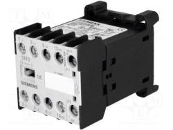 Siemens - Siemens / 2,2 kW 230 VAC Ray Montaj Kontaktör (1NC) / 3TF2801-0AP0