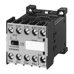 Siemens - Siemens / 220 VAC 4A Yardımcı Kontaktör (2NO+2NC) / 3TH2022-0AP0
